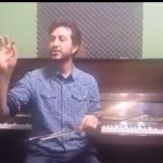 ویدیو آموزش نحوه گرفتن آرشه در دست (غلامرضا معصومی)