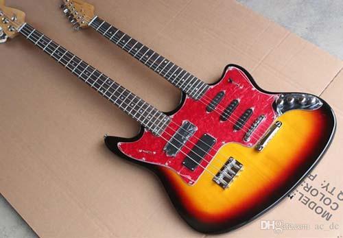 گیتار الکتریک دوتایی