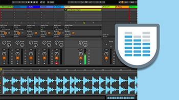 آموزش ایبلتون Lynda - Programming Beats in Ableton Live 9