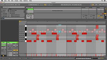 آموزش ایبلتون Lynda - Producing Electronic Music in Ableton Live