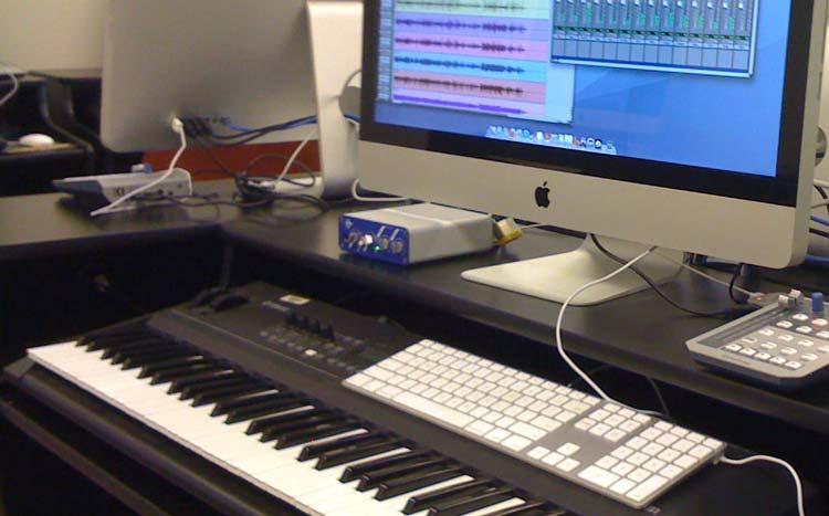 آهنگسازی الکترونیک