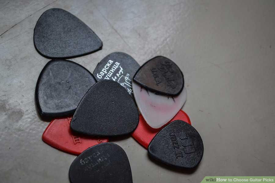 پیک گیتار