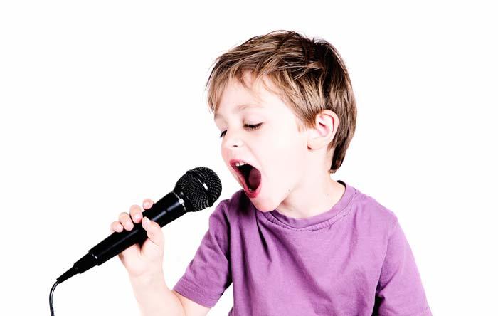 مزایای آواز