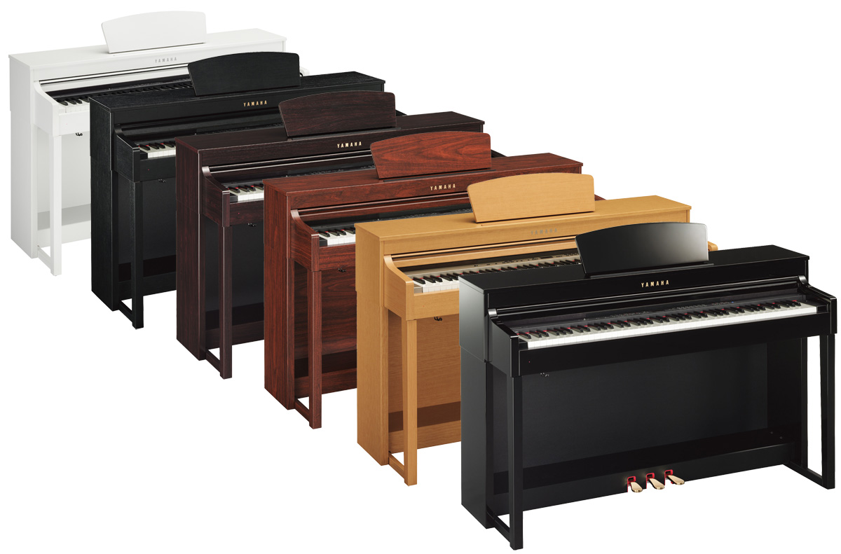 Yamaha-CLP-colour-selection