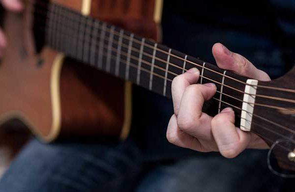 نواختن سریع گیتار