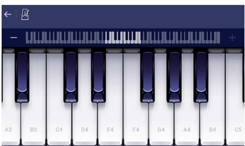 اپلیکیشن یادگیری پیانو Piano-Play & Learn Free songs